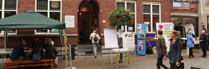 Aandacht voor Internationale Dag van de Armoede in Venlo