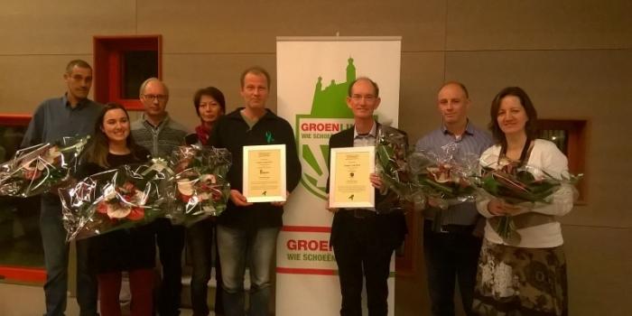 Fairtrade en duurzaamheid vrijwilliger beloond met Groene Lintje