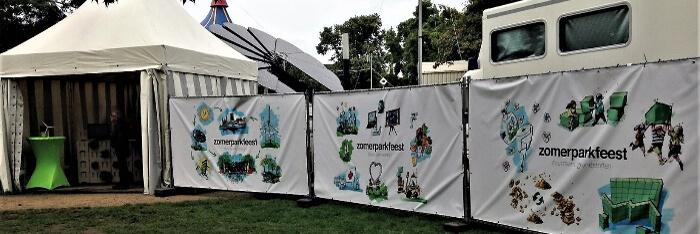 Zomerparkfeest 2018