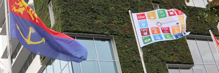 Global Goals Action Day in Venlo